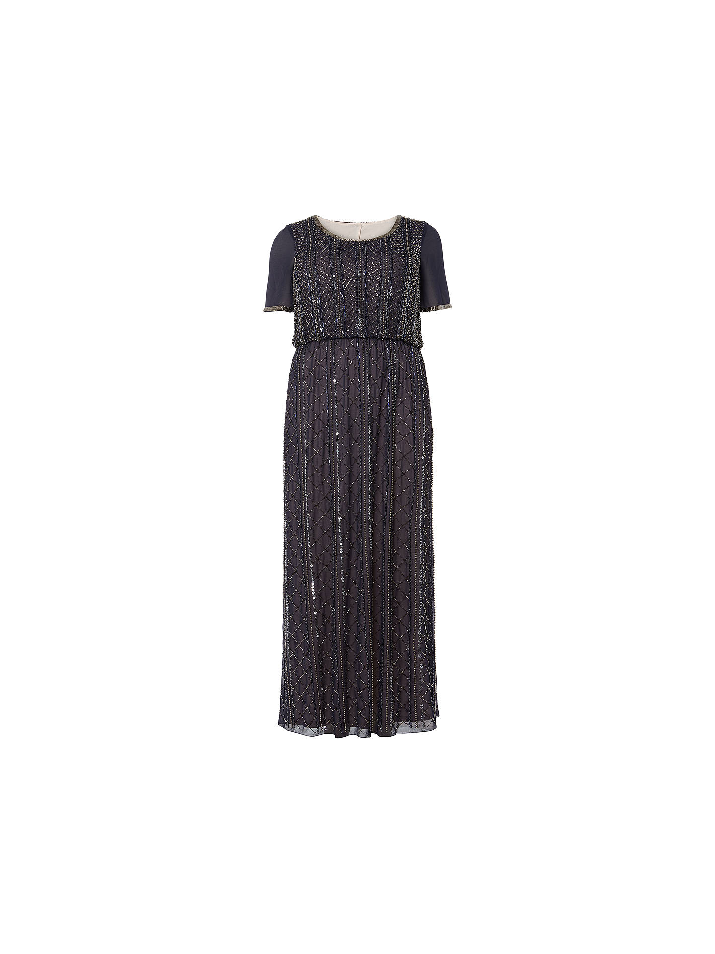 BuyStudio 8 Aria Dress, Navy, 16 Online at johnlewis.com