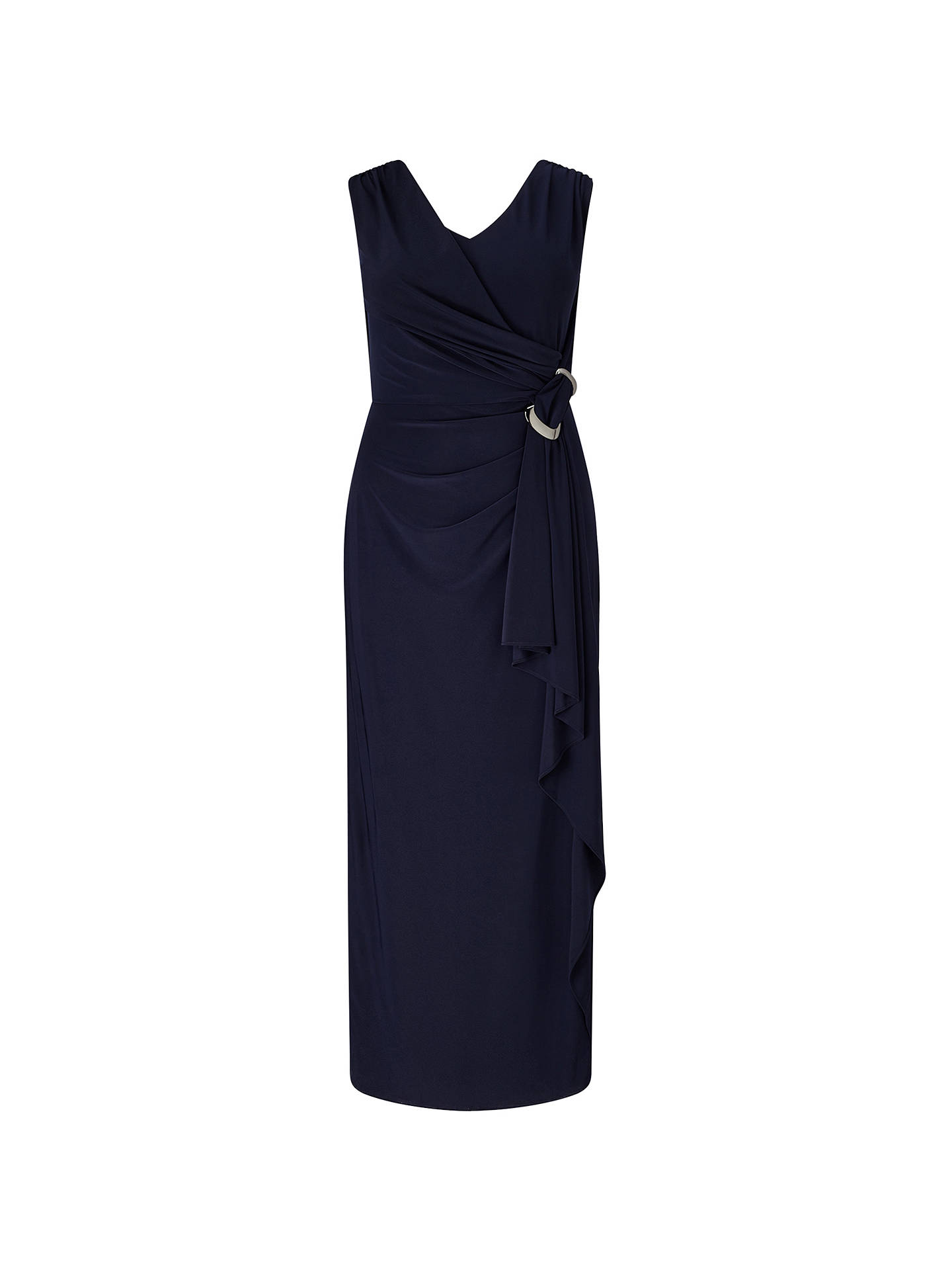 Buy Studio 8 Pippa Maxi Dress, Navy, 12 Online at johnlewis.com