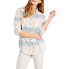 Buy White Stuff Weaver Cotton Shirt, Multi Online at johnlewis.com