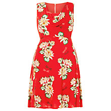 Buy Studio 8 Saskia Floral Print Dress, Multi Online at johnlewis.com