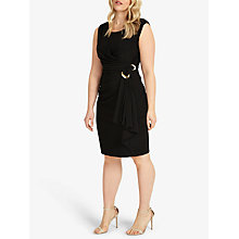 Buy Studio 8 Arabella Dress, Black Online at johnlewis.com