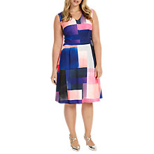 Buy Studio 8 Elodie Dress, Multi Online at johnlewis.com