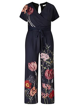 Studio 8 Olivia Jumpsuit, Navy