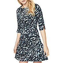 Buy Closet Split Sleeve Dress, Multi Online at johnlewis.com