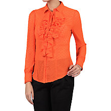 Buy Jolie Moi Textured Chiffon Shirt Online at johnlewis.com