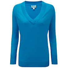 Buy Pure Collection Featherweight Cashmere Boyfriend Jumper Online at johnlewis.com