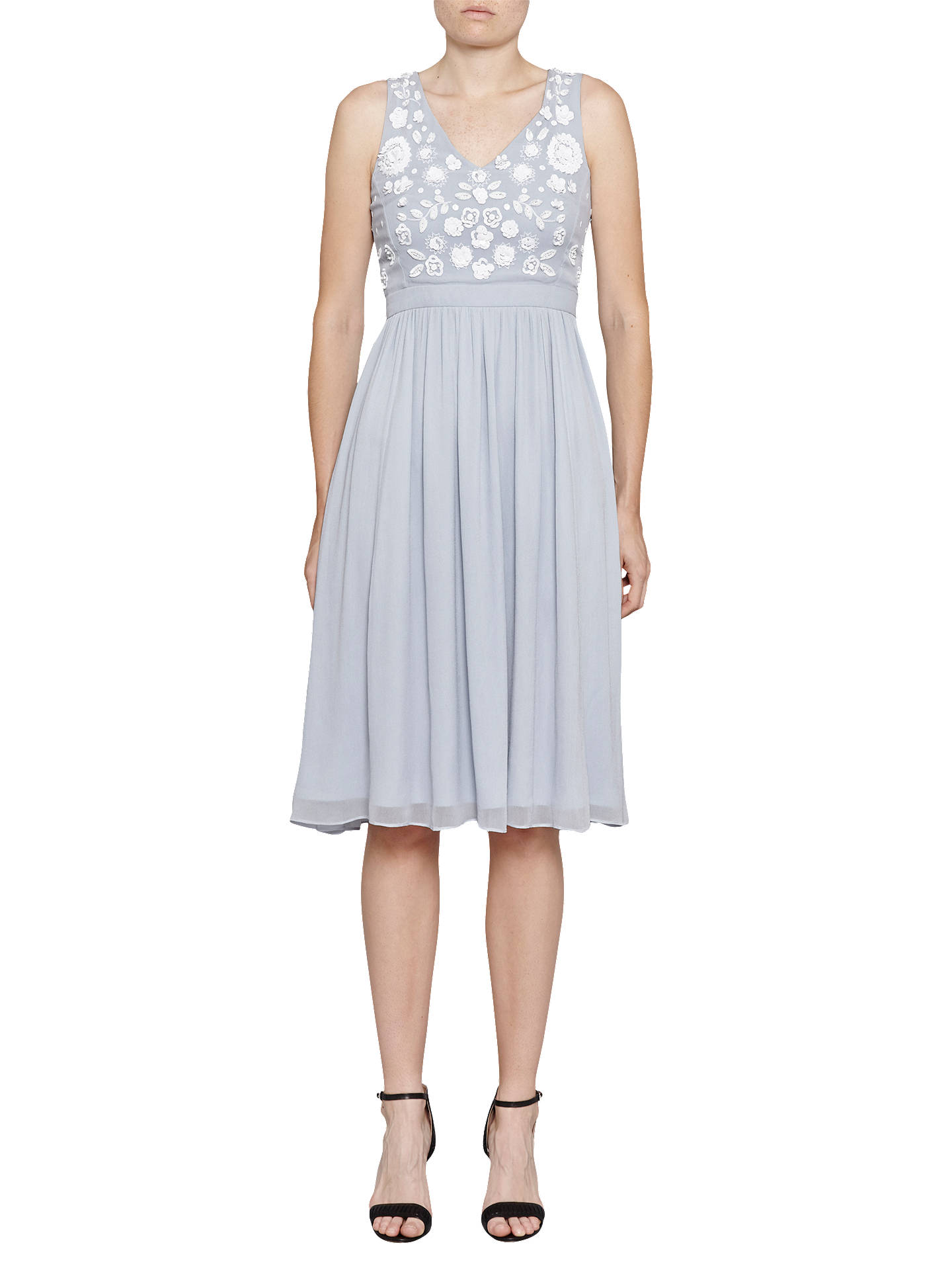 BuyFrench Connection Dalia Floral Embroidered Dress d1234469c