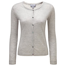 Buy Pure Collection Featherweight Cashmere Cardigan Online at johnlewis.com