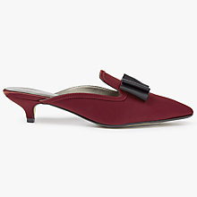 Buy John Lewis Darci Pointed Toe Mule Court Shoes Online at johnlewis.com