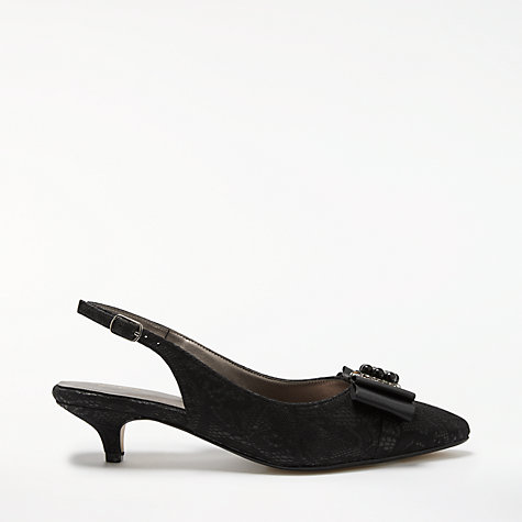 Buy John Lewis Dorchester 2 Slingback Court Shoes Online at johnlewis.com