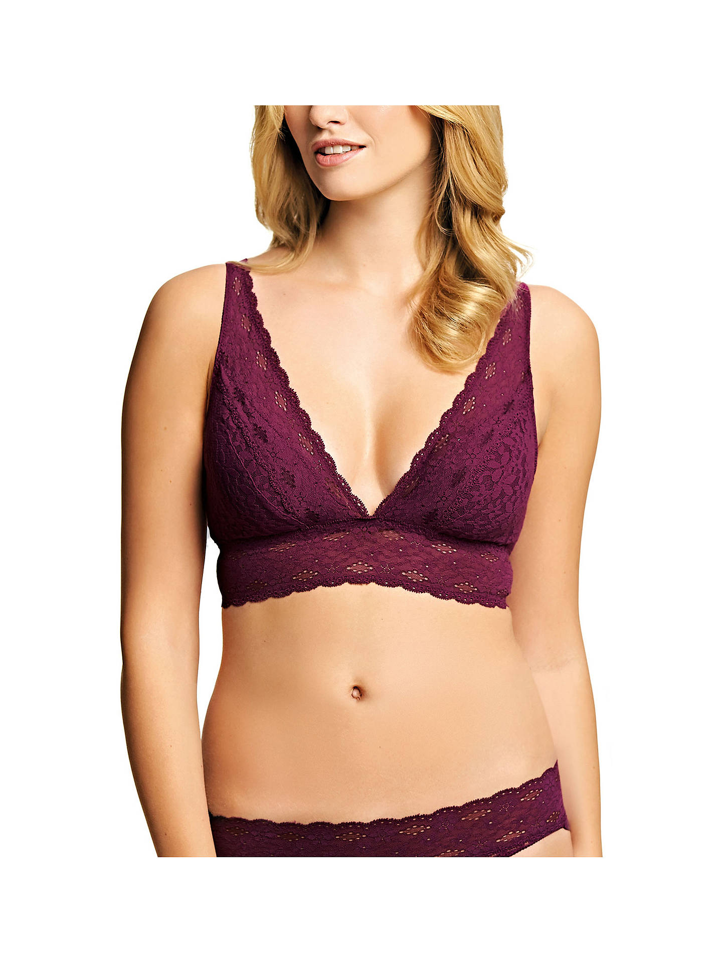 c21aff2ef6ac5 BuyWacoal Halo Lace Soft Cup Plunge Bra