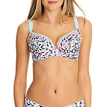 Buy Freya Mosaic Balcony Bra, Multi Online at johnlewis.com