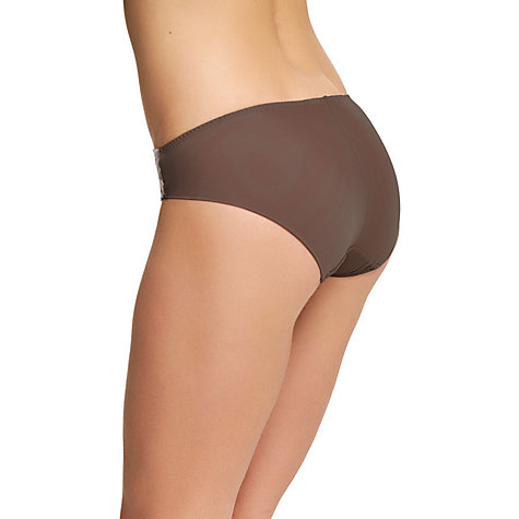 Buy Wacoal Lace Affair Briefs, Cognac Online at johnlewis.com