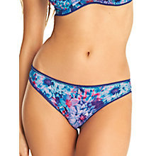 Buy Freya Chelsea Bloom Brazilian Briefs, Jewel Online at johnlewis.com