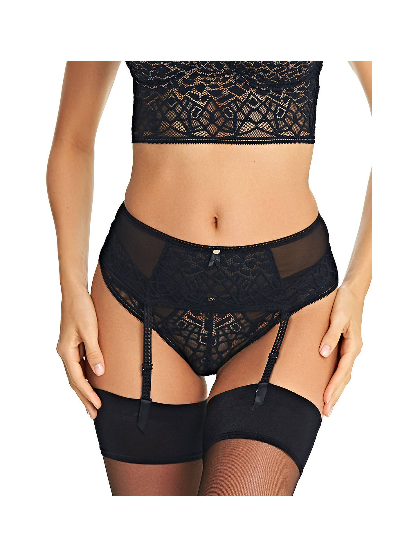 3b1791404ba6e4 Buy Freya Soiree Lace Suspender