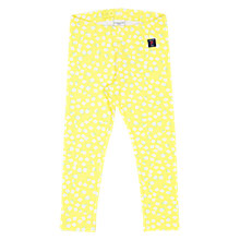 Buy Polarn O. Pyret Girls' Floral Leggings Online at johnlewis.com
