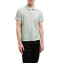 Buy Jaeger Jersey Pique Polo Shirt Online at johnlewis.com