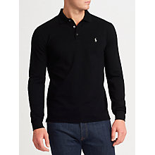 Buy Polo Ralph Lauren Long Sleeve Polo Top Online at johnlewis.com