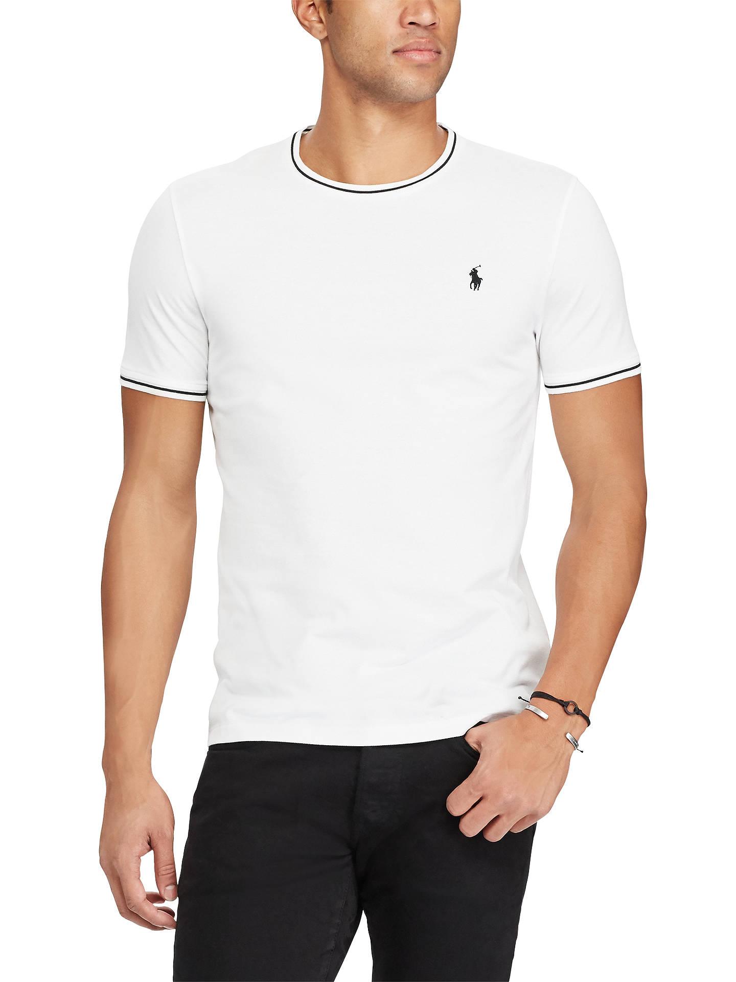 BuyPolo Ralph Lauren Short Sleeve Crew Neck T-Shirt 8e3e03e7260b