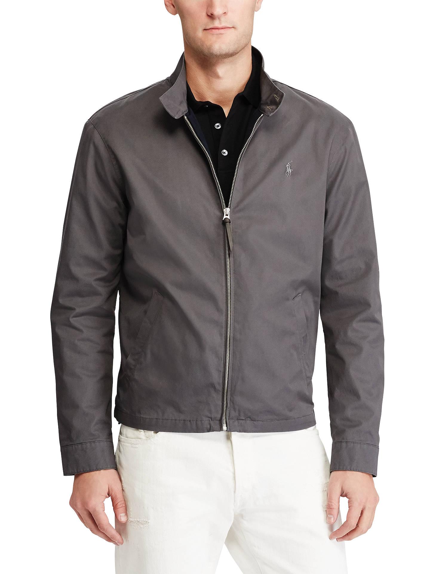 cde6c348b Buy Polo Ralph Lauren Barracuda Cotton Twill Jacket
