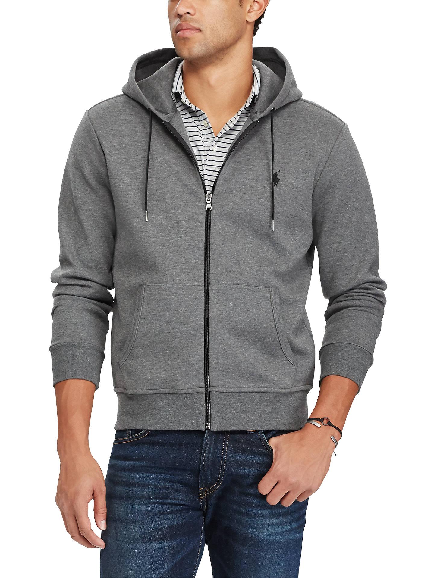 52b11c4202a Buy Polo Ralph Lauren Zip Pocket Full Zip Hoodie