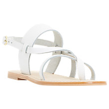 Buy Dune Luccia Multi Strap Flat Sandals Online at johnlewis.com