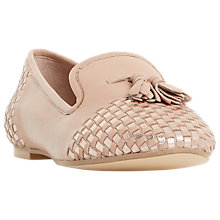 Buy Dune Gentle Woven Loafers Online at johnlewis.com