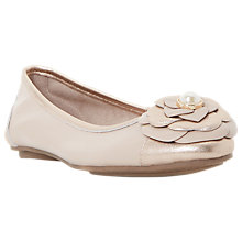 Buy Dune Hyacinth Flower Ballet Pumps Online at johnlewis.com