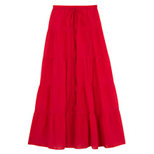 Buy Gerard Darel Darling Skirt, Red Online at johnlewis.com