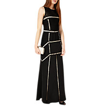 Buy Phase Eight Collection 8 Davina Dress, Black Online at johnlewis.com