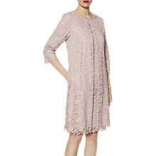 Buy Gina Bacconi Primrose Guipure Lace Coat Online at johnlewis.com