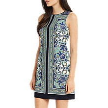 Buy Oasis Scarf Shift Dress, Multi Online at johnlewis.com