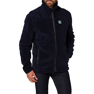 Helly Hansen Heritage Pile Men's Fleece Jacket, Blue