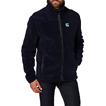 Buy Helly Hansen Heritage Pile Men's Fleece Jacket, Blue Online at johnlewis.com