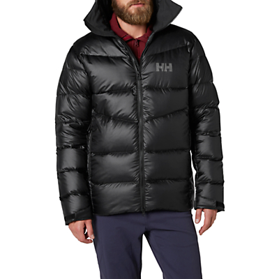 Helly Hansen Vanir Icefall Down Insulated Men's Jacket, Black