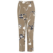 Buy Minimum Manuela Trousers, Olive Night Online at johnlewis.com
