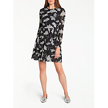 Buy Minimum Kitza Dress, Black Online at johnlewis.com