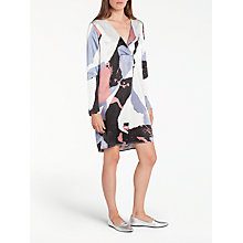 Buy Minimum Paprika Dress, Indigo Grey Online at johnlewis.com