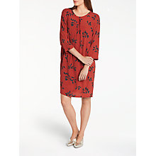 Buy Minimum Smilla Dress, Red Ochre Online at johnlewis.com
