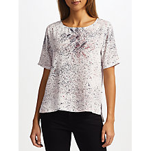 Buy Minimum Juta Top, White Online at johnlewis.com