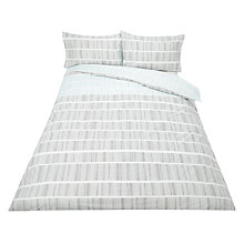 Buy House by John Lewis Lines Duvet Cover Set Online at johnlewis.com