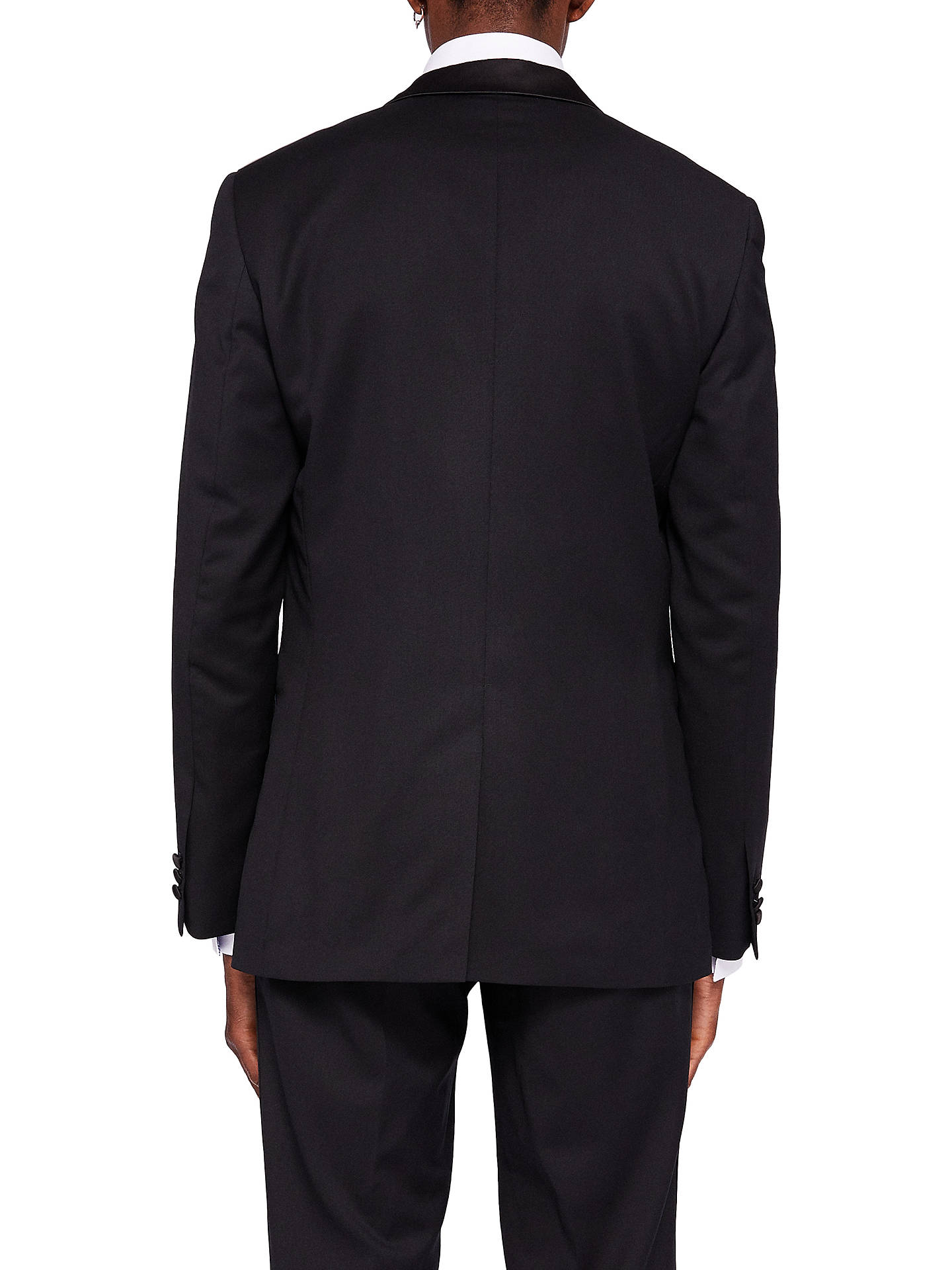 BuyTed Baker Emmalaj Night Owl Dress Suit Jacket, Black, 38S Online at johnlewis.com