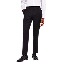 Buy Ted Baker Emmalat Night Owl Dress Suit Trousers, Black Online at johnlewis.com
