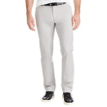 Buy Polo Ralph Lauren Hudson Slim Fit Stretch Cotton Trousers, Silver Smoke Online at johnlewis.com