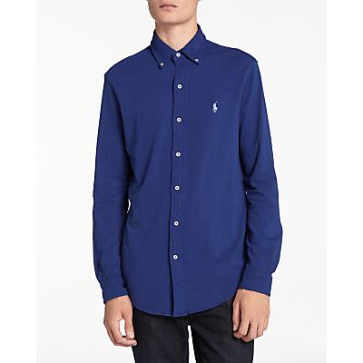 Polo Ralph Lauren Long Sleeve Shirt, Fall Royal.