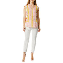 Buy Damsel in a dress Cropped Trousers Online at johnlewis.com