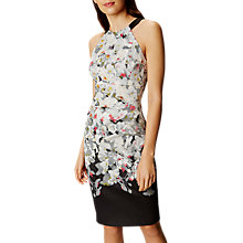 Buy Karen Millen Oriental Pencil Dress, Multi Online at johnlewis.com