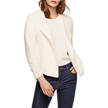 Buy Gerard Darel Jagger Jacket, Ecru Online at johnlewis.com