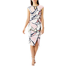 Buy Coast Malacom Shift Dress, Multi Online at johnlewis.com