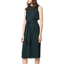 Buy Warehouse Open Back Sleeveless Dress Online at johnlewis.com